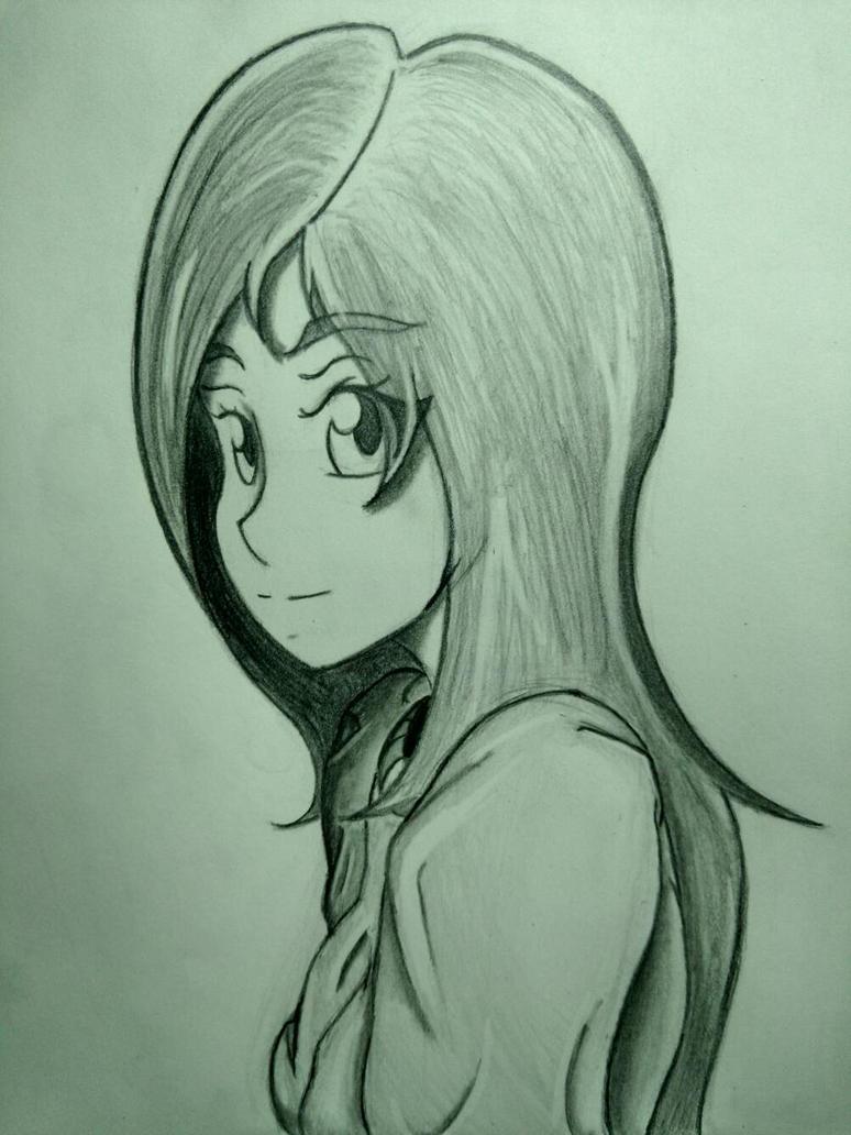 Manga its art by Necrofeu