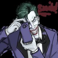 Joker by arianat