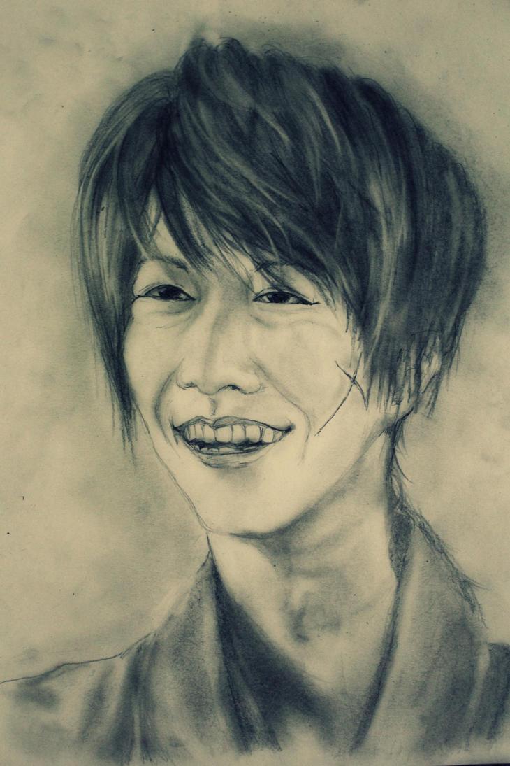 Himura Kenshin - Takeru Sato by martaLovess