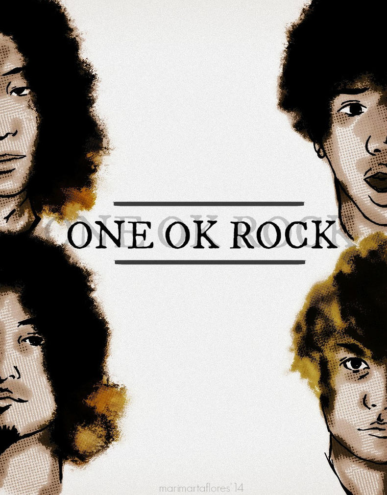 ONE OK ROCK by martaLovess