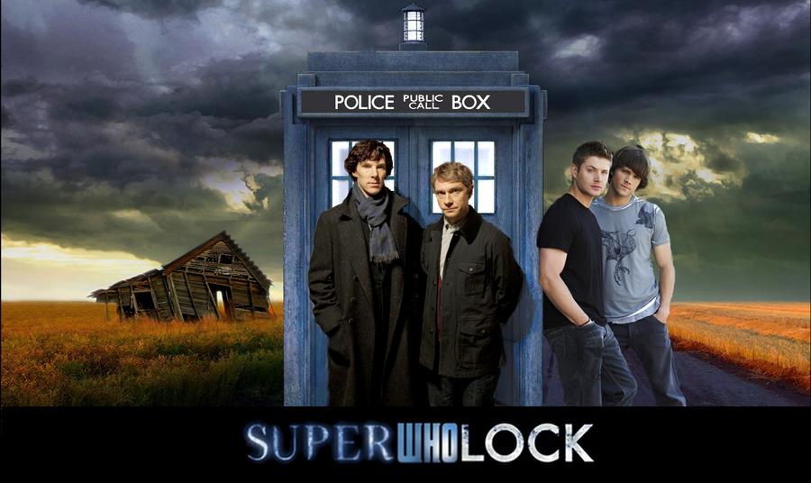 Superwholock by BlinkingAngela