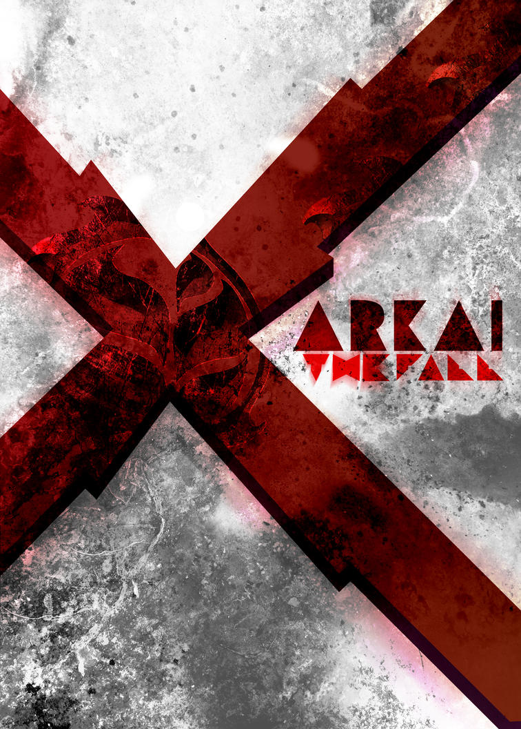 Arkai Cross by HeyMikeyDNC