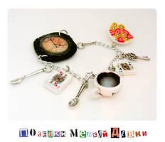 Tea Time Bracelet 1 by Pinguiart