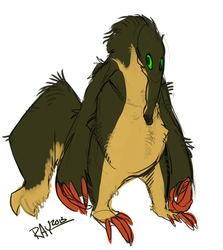 anteater by Filthy-Maggot