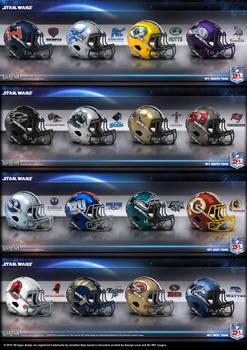 Intergalactic Football League NFC