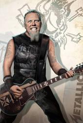 Metallica James H.