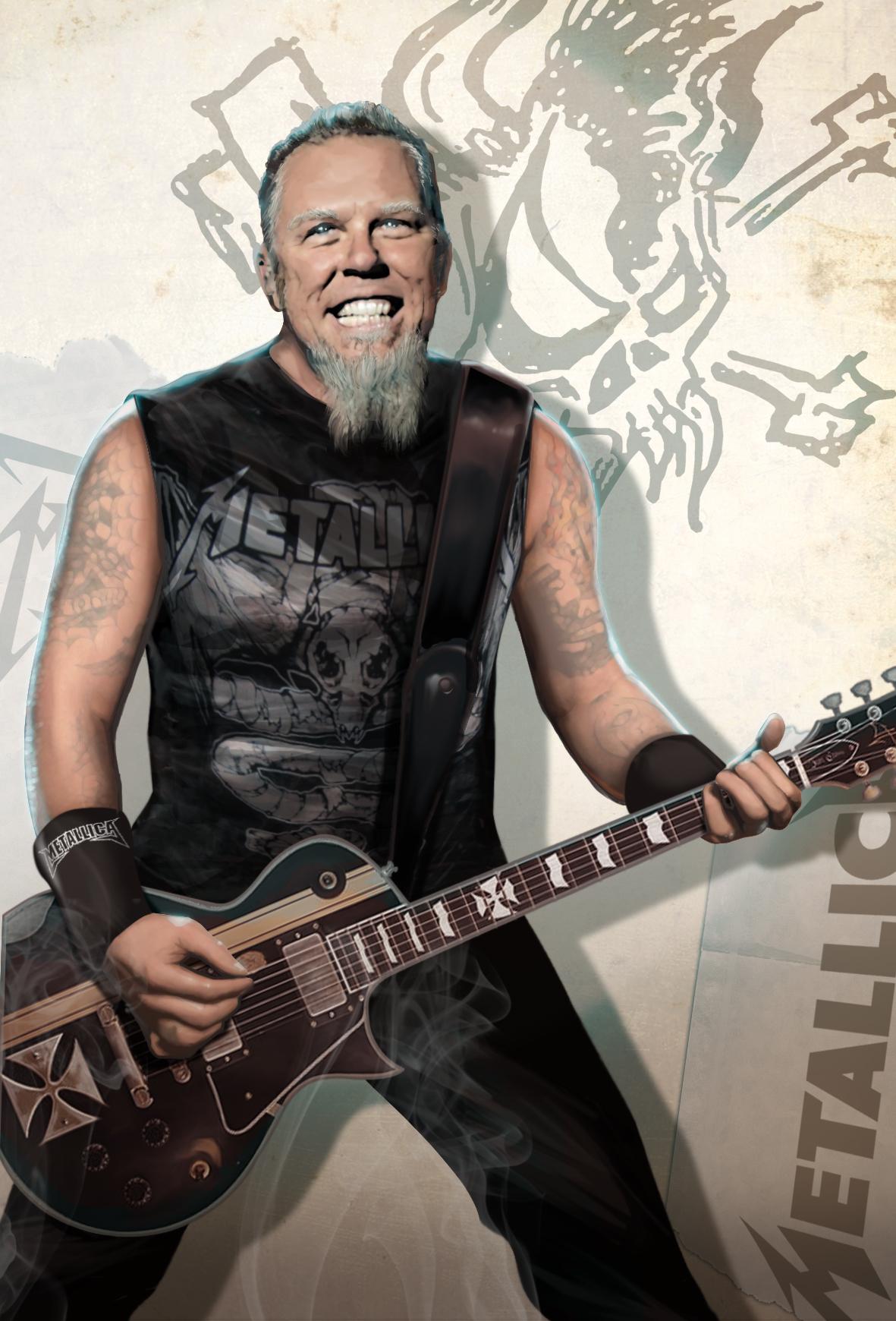 Metallica James H. by uxorious