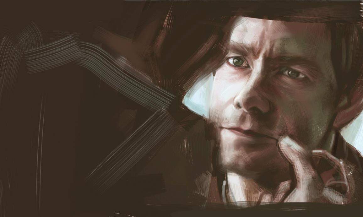 John Watson by AndyAlbarn