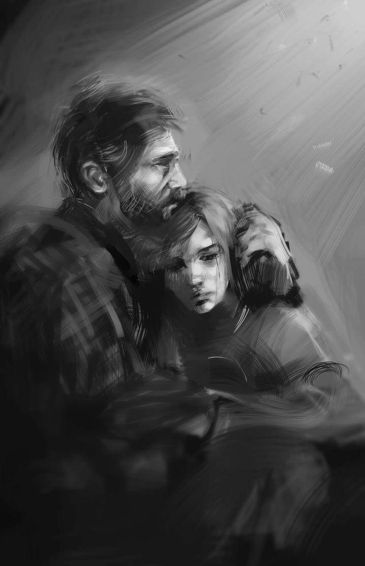 the last of us by AndyAlbarn