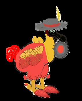 ArrPeejee the bird