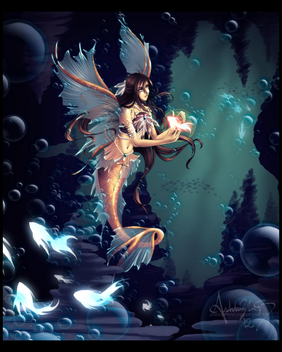 _.*Guardian Angelfish*._ by UNIesque