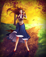 Embrace of Autumn by UNIesque