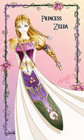 Miss Zelda by UNIesque