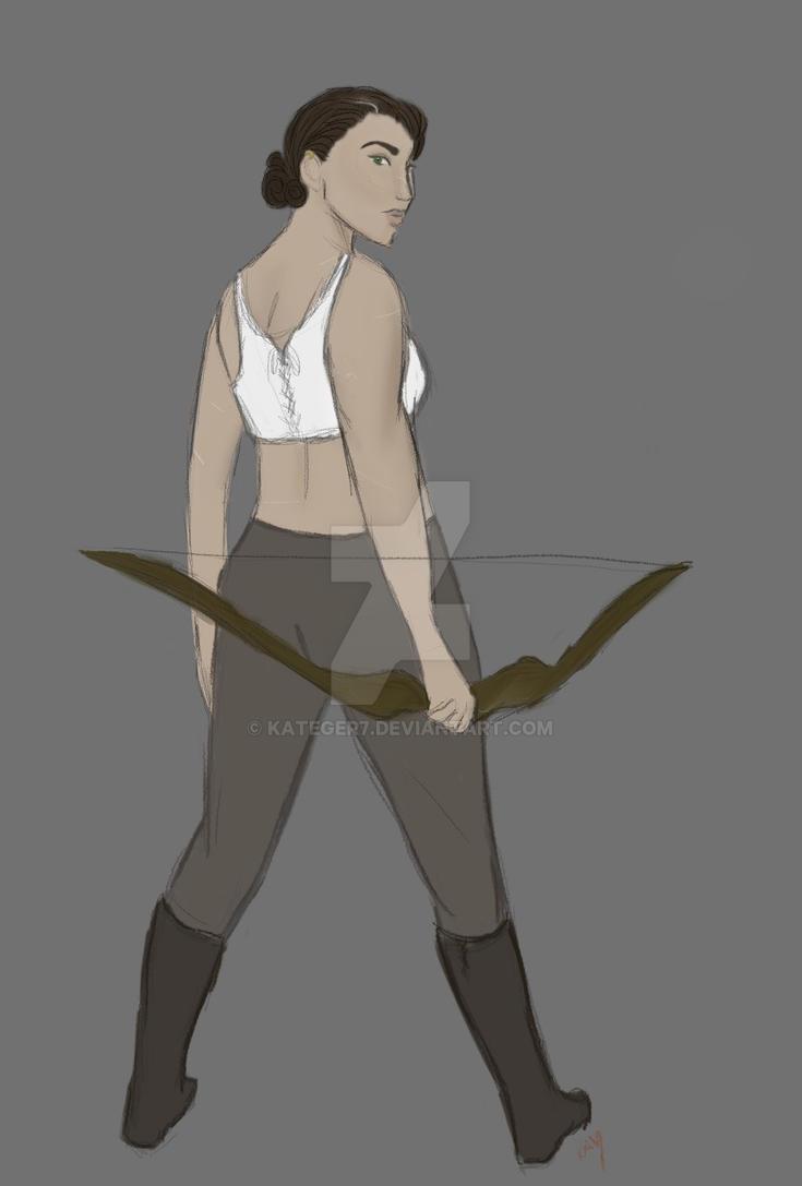 Vela, Mercenary (DEJ) by kateger7
