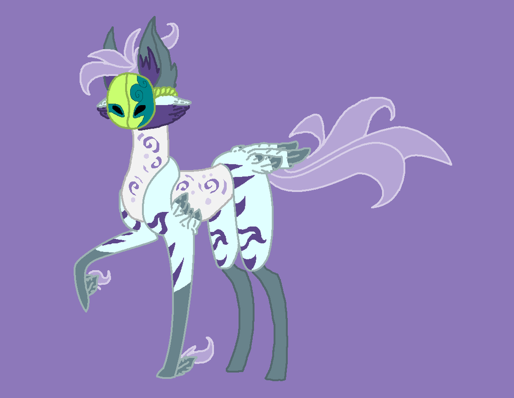 Tsk the Elementaur by kitkatcolorful