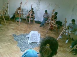 Resim kursu Ankara by Nevart-Akademi