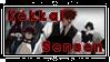 Kekkai Sensen Stamp by KAI314