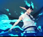 Rin (for AnimeLegacy) by KAI314
