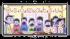 Osomatsusan Stamp by KAI314