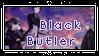 Black Butler Stamp by KAI314