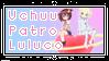 Uchuu Patrol Luluco Stamp by KAI314