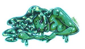 Slime Girl - Marina