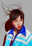 Windy by Katyaiwan