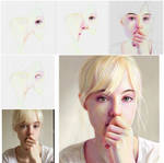 Simple beauty tutorial by Katyaiwan