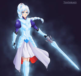 Weiss Summoned Armor