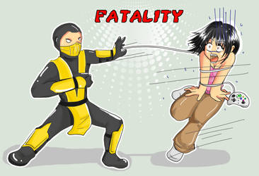 Fatality by Khaneety
