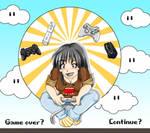 I'm a Girl gamer!