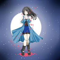 Final Fantasy 8 : Linoa Heartilly by Khaneety