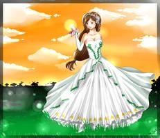 Garnet Di Alexandros - Final Fantasy IX by Khaneety