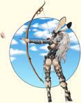 Fran, Final Fantasy XII by Khaneety