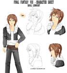 Squall character sheet