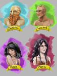 Pathfinder avatars