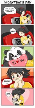 Valentine's day by Khaneety