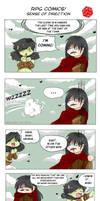 RPG comic strip - sense of direction