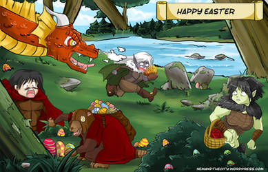 Happy easter RPG by Khaneety