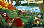 Happy easter RPG by Khaneety