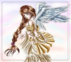 Angel by Khaneety