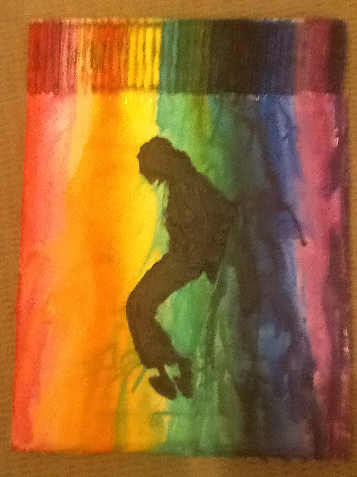 Rainbow of Michael (Update) by SweetPanda13