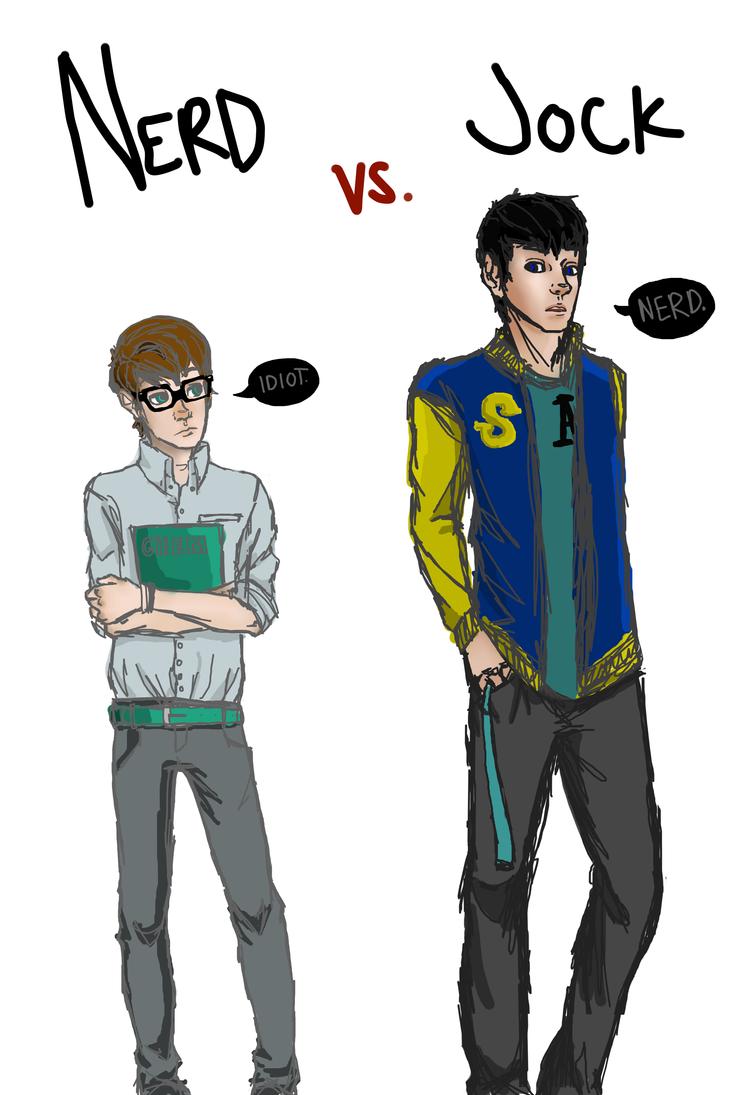 jock vs nerds