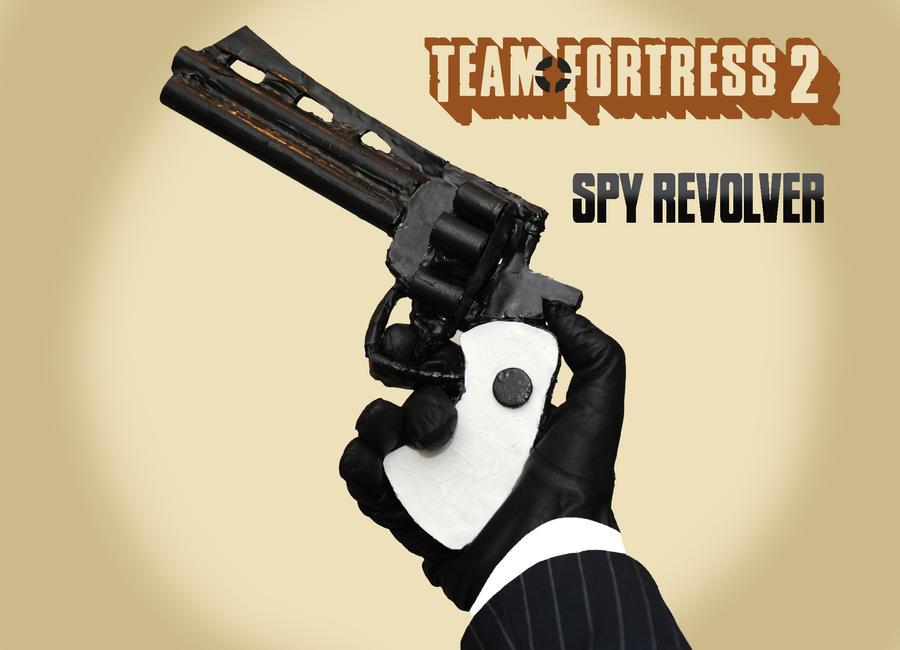 Tf2 Spray Spy Tf2 Spy Revolver by