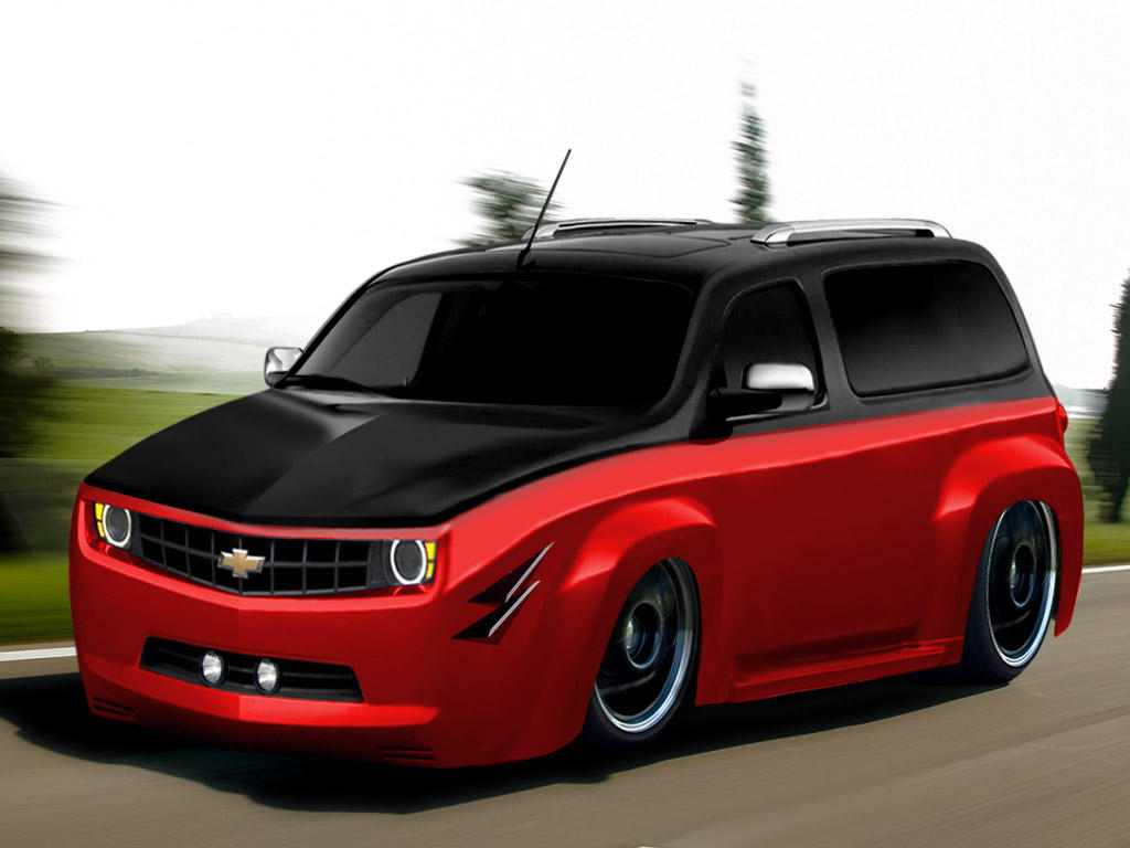 Chevy HHR by shark3000