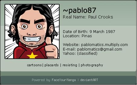 pablo87's Profile Picture