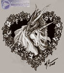 Dragon-Unicorn Heart