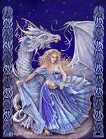 Dragon Dancing by MPFitzpatrick