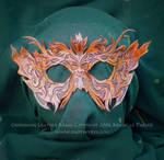 Greenman Mask Final by MPFitzpatrick