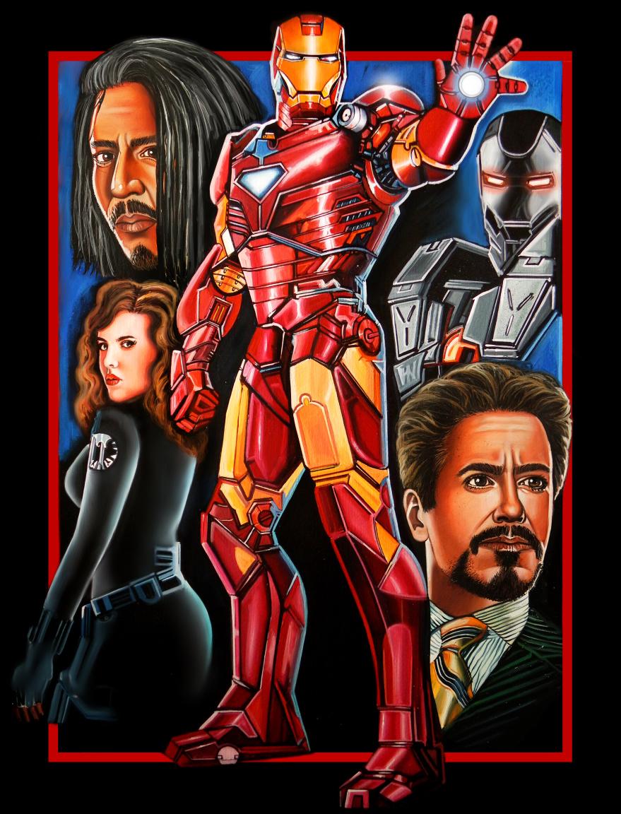 I am Iron Man by Chrisroma